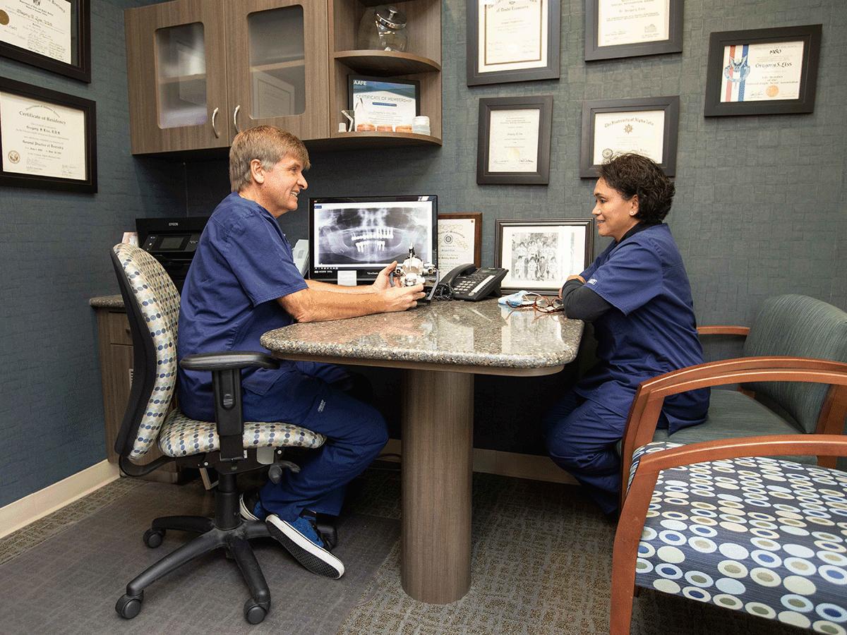 dental office - Gregory S. Liss, DDS in Little Falls, NJ